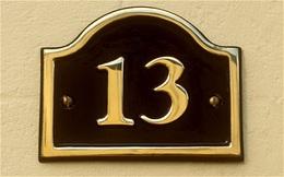 Bạn nghĩ số 13 là đen đủi nên né mua căn hộ tầng 13? Thực tế thì mua còn lợi là đằng khác!