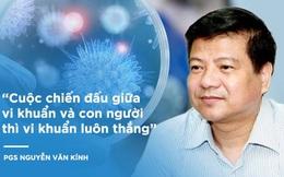 PGS Nguyễn Văn Kính: Người, lợn, gà dùng chung kháng sinh, con đường ra nghĩa địa không xa