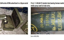 Ở đất nước này, súng phóng tên lửa cũng có thể được rao bán online trên Facebook