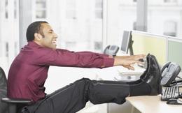 5 bài tập thể dục tại chỗ cho dân văn phòng