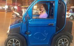 Bộ GTVT cảnh báo người dân không nên mua ô tô điện mini rao bán trên mạng