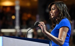 Toàn văn phát biểu của bà Obama tại đại hội đảng Dân chủ