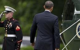 """Quên chào một người lính, cách """"chữa cháy"""" của ông Obama khiến cả thế giới ngả mũ"""