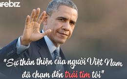 11 phát ngôn ấn tượng của Tổng thống Obama trong chuyến ghé thăm Việt Nam