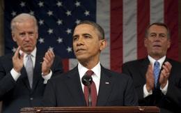 Thông điệp Liên bang cuối cùng của ông Obama được gói gọn chỉ trong 3 từ