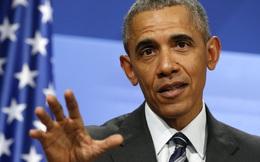 """Tổng thống Obama thừa nhận vấn đề """"Too big to fail"""" tại Mỹ"""