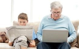 Khoa học chứng minh: 95% người già sống thọ hơn nhờ... Facebook