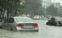 Lái xe qua nơi ngập nước như thế nào cho an toàn?