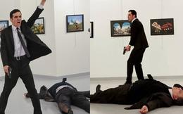 """Tác giả bức ảnh ám sát đại sứ Nga gây chấn động """"Tôi có thể bị giết, nhưng tôi là nhà báo và phải làm việc của mình"""""""