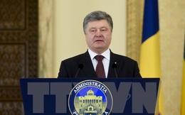 Tổng thống Poroshenko: Brexit không thể ngăn Ukraine gia nhập EU