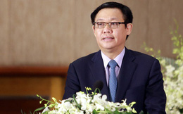 Phó Thủ tướng Vương Đình Huệ kêu gọi ủng hộ đồng bào miền Trung