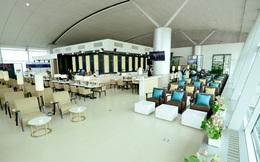 Phòng chờ hạng sang mới tại sân bay Tân Sơn Nhất