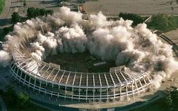 [Ảnh] Những công trình bỏ hoang sau các kỳ Olympic