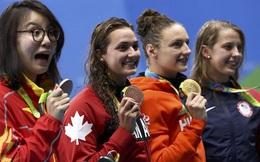Lạ kỳ Olympic: Khi nhận huy chương đồng còn sướng hơn cả vô địch