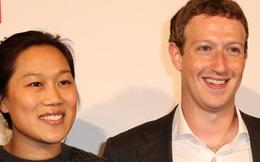 Mark Zuckerberg bán 95 triệu USD cổ phiếu để tặng cho quỹ từ thiện
