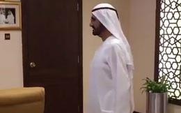 """Chuyến """"vi hành"""" công sở Dubai đầu tuần của Thủ tướng UAE"""