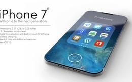 iPhone 7 sẽ không có phím Home