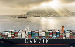 Tàu của Hanjin trở thành 'tàu ma', phải lênh đênh trên biển với nước và thức ăn dần cạn kiệt