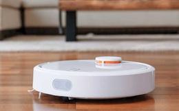Sợ vợ la quét nhà đã có Robot Xiaomi hút bụi: nhà chung cư nên dùng, hết pin tự động tìm ổ sạc