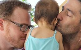 Kỹ thuật đột phá: 2 người đàn ông đồng tính có thể sinh con với nhau