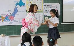 Báo Nhật: Việt Nam là quốc gia Đông Nam Á đầu tiên dạy tiếng Nhật ở tiểu học
