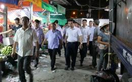 Thủ tướng làm gì ở chợ Long Biên lúc 5h sáng?