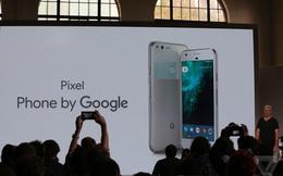 """Google ra mắt điện thoại Pixel đắt ngang iPhone 7, camera mệnh danh """"tốt nhất thế giới"""""""