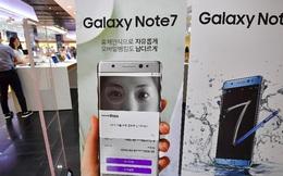 Galaxy Note 7 bản thay mới tiếp tục phát nổ, bao giờ Samsung mới vượt qua cuộc khủng hoảng?