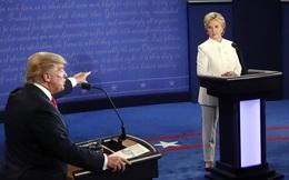 Hillary Clinton toàn thắng trước Donald Trump