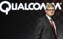 Q4/2016: Qualcomm thu về 6,2 tỷ USD, nhưng nguy cơ bị Samsung, Huawei đâm sau lưng là rất lớn
