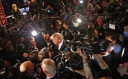 """Truyền thông: Những """"kẻ ngốc"""" của bầu cử Mỹ"""