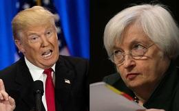FED cảnh báo có thể tăng lãi suất, đẩy giá đồng USD đi lên nếu ông Trump thực hiện đúng cam kết tranh cử