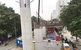 Dự án đường sắt đô thị Nhổn - ga Hà Nội: Tiến độ 'rùa bò', giá tăng gấp rưỡi