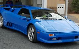 Siêu xe Lamborghini màu hiếm từng thuộc sở hữu của tân Tổng thống Donald Trump đang được rao bán trên eBay
