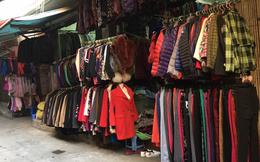 'Đường dây ngầm' sau chiếc áo secondhand ngàn USD về Việt Nam