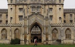 Hậu Brexit: Số lượng sinh viên EU đăng ký vào học trường Cambridge giảm tới 15%