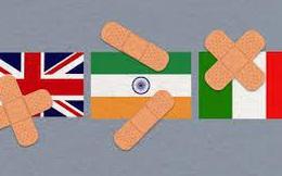 Anh, Ấn Độ, Italy: Quyết định sai lầm và cái giá đắt