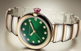 Bộ sưu tập đồng hồ hàng hiệu cho những người yêu màu xanh lá