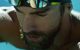 Xem xong clip này bạn sẽ hiểu để vươn tới thành công, kể cả thần đồng như Michael Phelps cũng phải khổ luyện và đau đớn đến mức nào