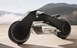 BMW nói rằng: Ngồi trên chiếc mô tô này, bạn có thể phóng bạt mạng mà chẳng cần tới mũ bảo hiểm