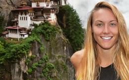 Mới 27 tuổi nhưng cô gái này đã sắp trở thành người phụ nữ đầu tiên đặt chân đến mọi quốc gia trên thế giới