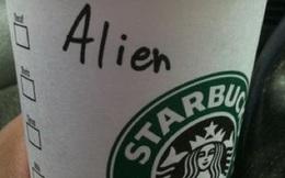 Starbucks viết sai tên của bạn trên vỏ cốc bao giờ chưa? Nếu có thì đó là do họ cố tình làm thế đấy
