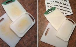 11 cách để vệ sinh những đồ gia dụng rất khó sạch