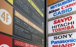"""Sự xuống dốc không phanh của tên tuổi """"Made in Japan"""" trong làng điện tử"""