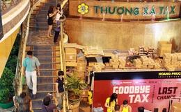 Thăm lại Thương xá Tax trước giờ tháo dỡ