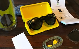 Snapchat sẽ bán chiếc kính Spectacles qua máy bán hàng tự động và nó sẽ biến mất trong 24 giờ