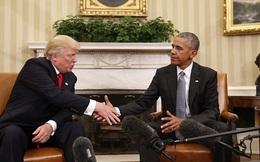 Chuyên gia ngôn ngữ cơ thể: Obama tỏ rõ sự mệt mỏi, còn Donald Trump thì đang dè chừng