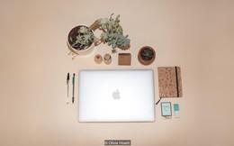 Cách bài trí bàn làm việc nói lên chính xác tính cách của bạn
