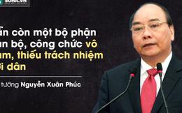 """""""Vụ án móng tay"""" và 3 thông điệp quan trọng của Thủ tướng"""