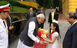 Điều đặc biệt trên Twitter Thủ tướng Ấn Độ trong chuyến thăm Việt Nam